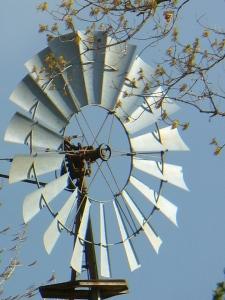 Giant Farm Windmill