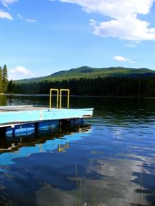 Small Montana Lake