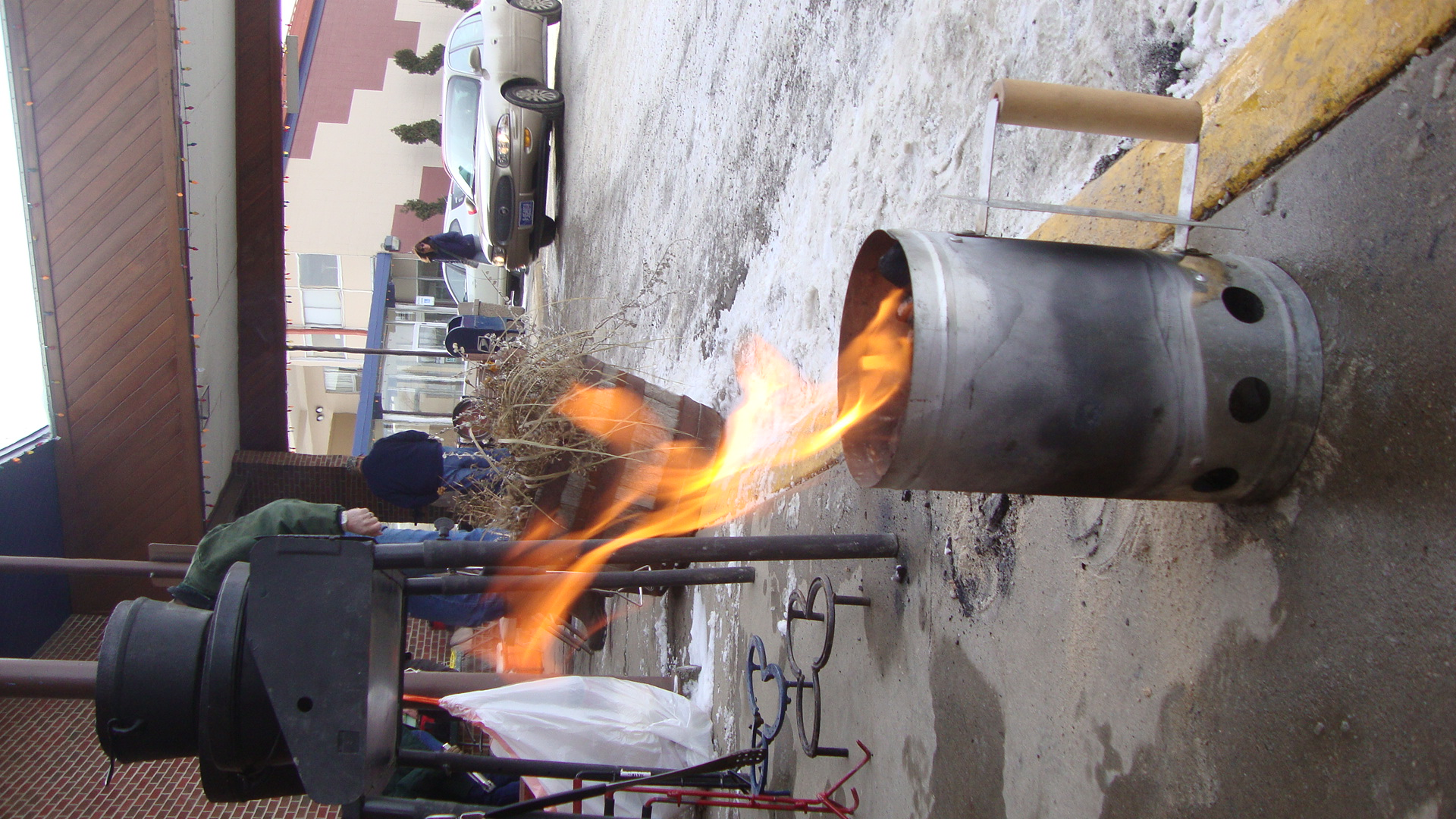 Winter Fair Dutch Oven Cooking Starla S Chat